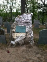 Emerson's grave