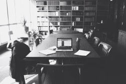 Long weekends spent studying in the basement of the library.