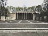 Luitpoldhalle area, where the Nazis annually did a ceremony where they honored the dead from the first World War.