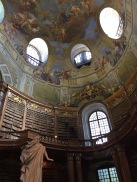 Austrian National Library. April, 2016