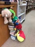 Exploring the book drop